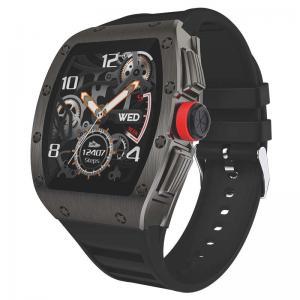 Cheap M2 smart watch NRF52832 1.3 inch IPS screen blood pressure ip68 waterproof sport fitness tracker for men women for sale