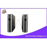 Cheap Automatic Flexible Security Gate Flap Turnstile Mechanism Access Door Systems for sale