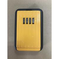 Cheap Yellow Large Outside Key Safe Box Digit Dialing Combination for Realtors for sale