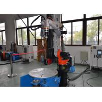China Pipe Robotic Welding Machine , Industrial Welding Robots Power Source 350A on sale