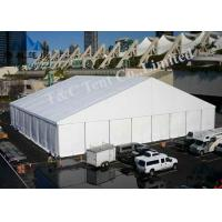 Aluminium Alloy Structure Outdoor Party Tents For Wedding And Catering Events