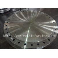 Cheap Max OD 3000mm ASME F316L stainless steel discs 16 Inch Intergranular Corrosion Test and UT Test for sale