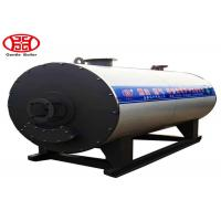 Cheap Paper Industry Hot Oil Boiler , Gas Or Oil Fired Thermic Fluid Heater for sale