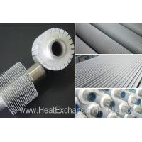 Cheap Serrated Extruded Heat Exchanger aluminum Fin Tube , A179 seamless Carbon Steel tubes wholesale