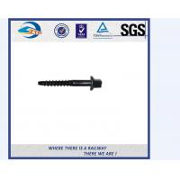 Cheap SS303 SS304 SS316 Stainless Steel Railway Sleepers Screws Rail Fasteners for sale