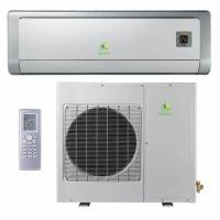 Cheap Bedroom Split Wall Air Conditioning Units , High Density Filter Multi Head Air Conditioner for sale