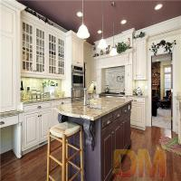 Buy cheap American Standard All Wood Custom Made Kitchen Cabinet from wholesalers