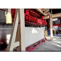 Quality 4.2m mould Fully Automatic Autoclaved Aerated Concrete Equipment Sand Lime wholesale