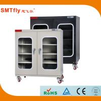 Cheap industrial dry cabinet with different humidity chambers for different components for sale