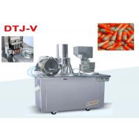 Quality Popular Gelatin Capsule Filling Machine Muti Functional Capsule Filling Equipment wholesale