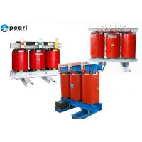 Cheap Large Capacity Copper Cast resin Dry Type Transformer for Energizing Power System for sale