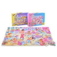 Cheap Sparkle puzzle OEM jigsaw puzzle kids&adults game /TGS /Disney,Target,walmart ect.. for sale