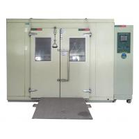 Cheap Temperature Humidity Controlled Big Environmental Test Chamber with Slope for sale