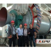 Buy cheap Ball Mill for Beneficiation Plant Grinding Process Slide shoe bearing or Trunion Bearing from wholesalers