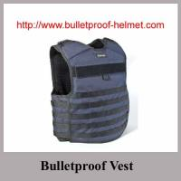 Cheap Wholesale NIJ IIIA Molle Quick Release Light-weight Bulletproof Vest Jacket for sale