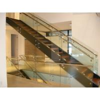 Cheap Stainless Steel Standoff for Staircase Balcony Glass Railing Design for sale