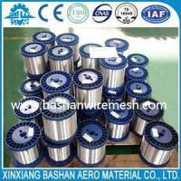 Quality High quality 300 series coarse stainless steel wire by xinxiang bashan wholesale