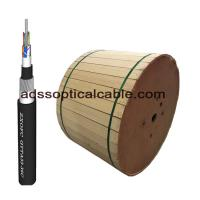 Cheap Underwater Armoured Outdoor Single Mode Fiber Optic Cable GYTA33 High Modulus for sale