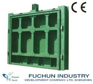 Buy cheap Manual Steel Gate Cast Steel Water Gate Sluice Date Sluice Door Copper Rubber from wholesalers