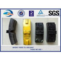 Cheap Composite Railway Brake Blocks Color Track Braking Parts in Railroad for sale