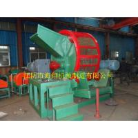 China 3-8CM Output Crumb Tire /Tyre Shredder For Tire Recycling Production Line on sale