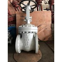 Cheap API 600 10 Inch 300LB C5 Flexible Wedge Handwheel operated Gate Valve Manufacturer,Factory supply  C5  Gate Valve for sale