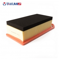 China Plastic Reusable Auto Air Filter 99.8% Initial Efficiency For Audi A3 TT VW on sale