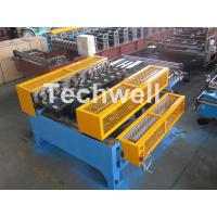 Cheap Simple Type Cold Roll Forming Equipment For Lateral Movement By Adjusted Side Handwheel for sale