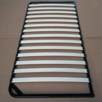 China Slatted bed base with gas lift, sized 180 x 200cm on sale