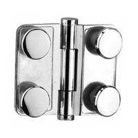 Cheap Quality shower hinge glass to glass free hinge glass clamp for glass door ( BA-SW004) for sale