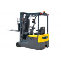 Cheap Three Wheel Electric Forklift Warehouse Forklift Trucks With Capacity 1500kg Max for sale
