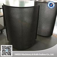 High Quality China Granulator Screens for Plastics
