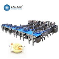 Cheap Electric Cookies Packing Machine Automatic Feeding Multi Function Packaging for sale