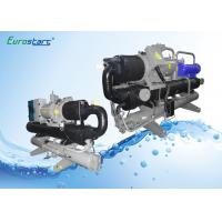 High Sealing Performance Water Cooled And Air Cooled Chiller Environment Friendly