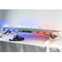 Cheap Emergency 60W Led Warning Light Bars , Truck Warning Strobe Police Light Bars for sale