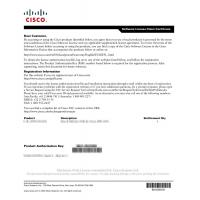 Buy cheap 400 Series Online Licensing Services , Cisco Software Licensing FL-44-PERF-K9 from wholesalers