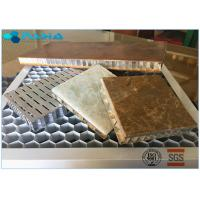 China Thermal Insulation Aluminum Honeycomb Plate For Curtain Wall Core Board on sale