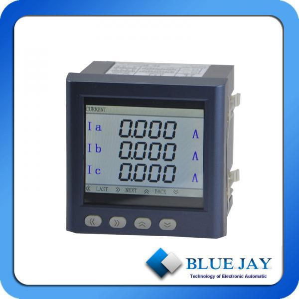 Power Factor Meter : Digital multifunction power meter watt