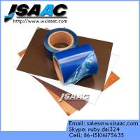 China Color coated steel sheets protective film on sale