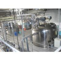 Cheap Energy Saving Liquid Detergent Making Machine With Stainless Steel Material for sale