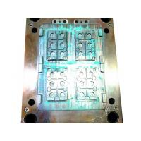 Cheap Multi Cavity PC Or PVC Plastic Molding Tools Home Appliance Mould For Battery Case for sale