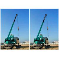 China Precast Concrete Pile Foundation Equipment ZYC280 7.7m/Min Piling Speed on sale