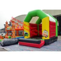 Cheap Car theme bouncy castle  inflatable car bouncer trampoline for sale