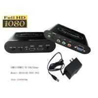 Cheap HDMI to Ypbpr VGA Audio SPDIF Converter for sale
