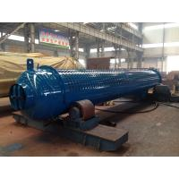 Quality Silver Oil Fired Boiler Steam Drum SGS Certification Excellent Performance wholesale