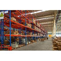 Cheap warehouse storage selective pallet rack for sale