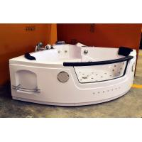 Mini Jacuzzi Freestanding Tub Whirlpool Air Tub With 2 Pcs Pillow 1400 * 1400mm