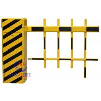 Cheap 100M RFID Long Range Car Park  Boom Barrier Gate , Outdoor Fence Park Barrier Gate for sale