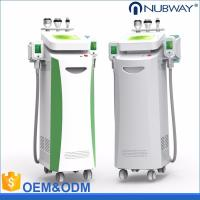 Cheap 5 Handpieces cold lipolysis criolipolisis 2017 body weight loss sculpting slimming freeze fat cryolipolysis machine wholesale