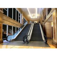 Buy cheap Guangri Energy Efficient Escalators a=30° Size VVVF Control system from wholesalers